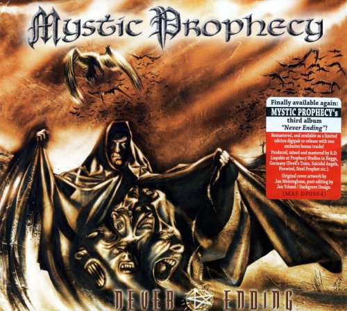 Mystic Prophecy - Never Ending (2004) [2017]