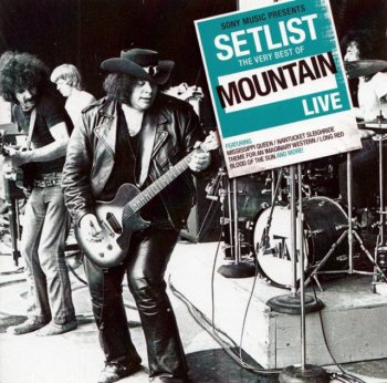 Mountain - Setlist: The Very Best Of Mountain Live (1969-73) (2011)