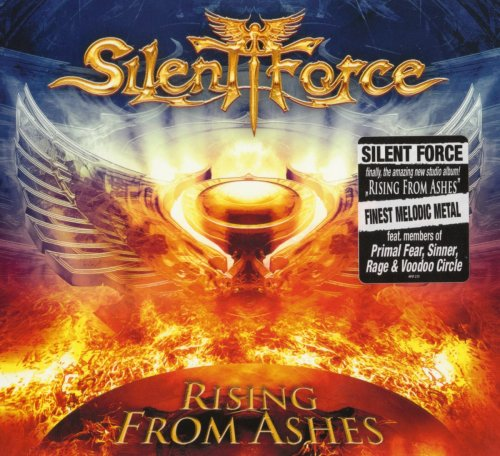 Silent Force - Rising From Ashes [Limited Edition] (2013)