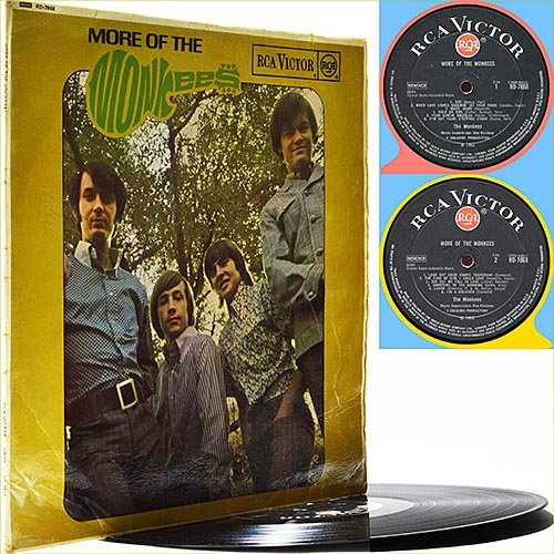 Monkees - More Of The Monkees (1966) (Vinyl)