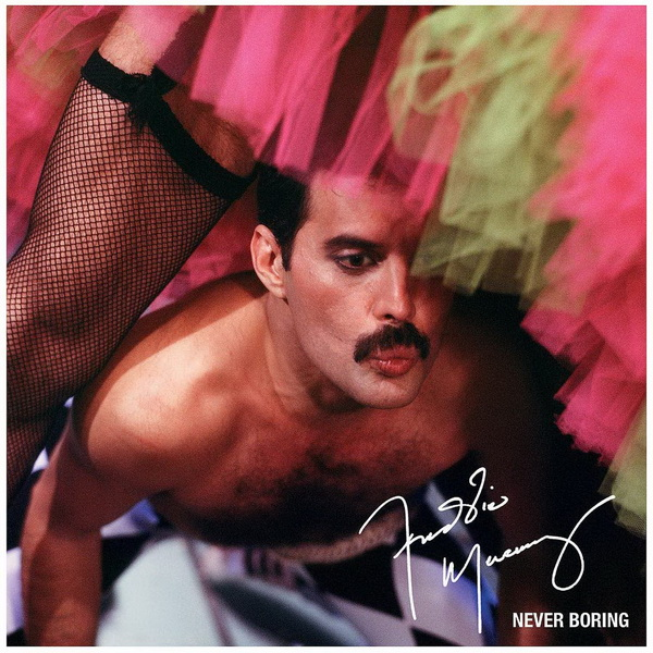 Freddie Mercury: 2019 Never Boring - 5-Disc Box Set Mercury Records