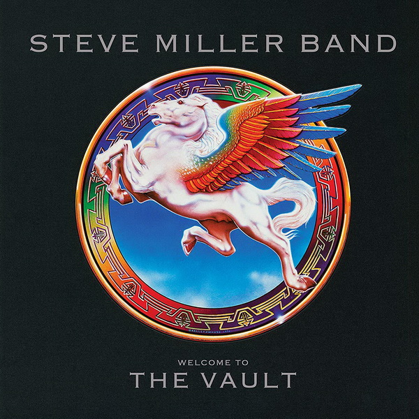 Steve Miller Band: 2019 Welcome To The Vault - 4-Disc Book Set Capitol Records