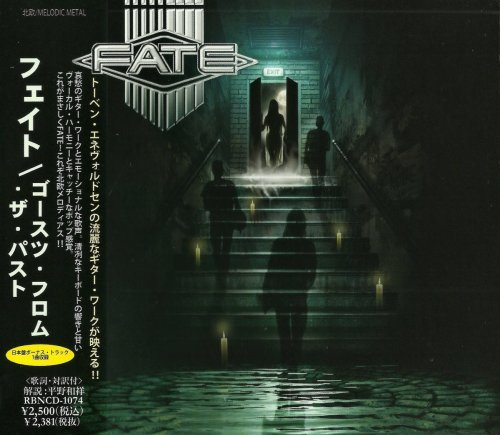 FATE - Ghosts From The Past [Japanese Edition] (2011)