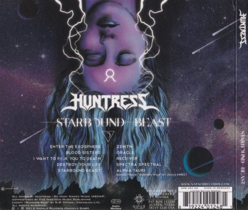 Huntress - Starbound Beast (2013)