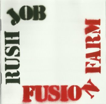 Fusion Farm - Rush Job (1971) [Reissue, 2016]
