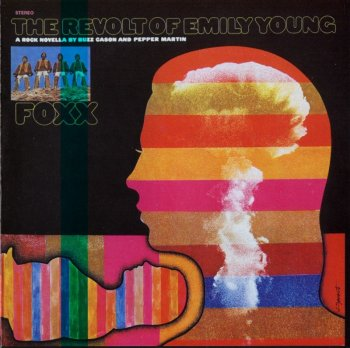 Foxx - The Revolt of Emily Young (1970) [Reissue, 2011]