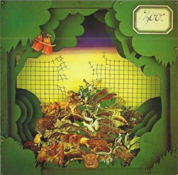 Zoo - I Shall Be Free (1970) [Reissue] (2011)