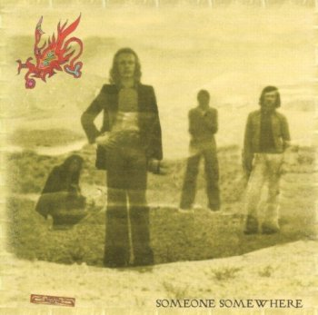 Acanthe - Someone Somewhere (1973-77) (2009)