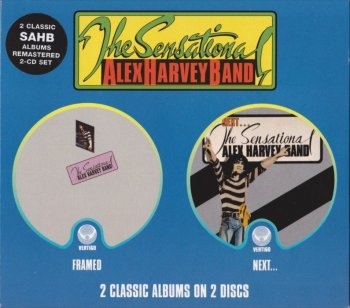 The Sensational Alex Harvey Band - Framed/Next [1972-73] (Remastered, 2002)