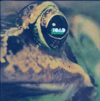Toad - Toad (1971) (Japan Remastered,Limited Edition, 2008)