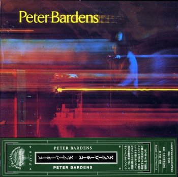 Peter Bardens - Write My Name In The Dust (1971)[Japan remaster 2006]