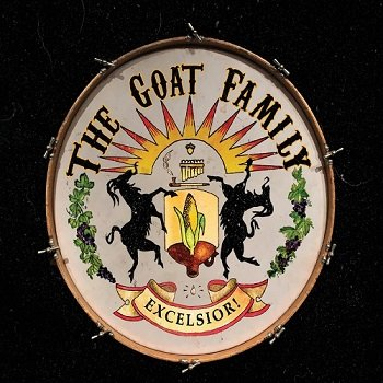 The Goat Family - Excelsior! [WEB] (2019)
