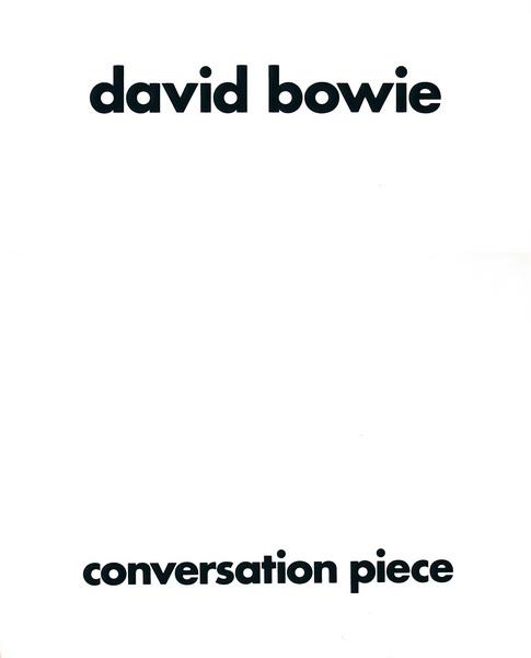 David Bowie: 2019 Conversation Piece - 5CD Box Set Parlophone Records