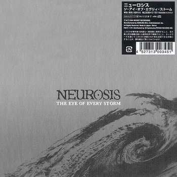 Neurosis - The Eye Of Every Storm (Japan Edition) (2004)