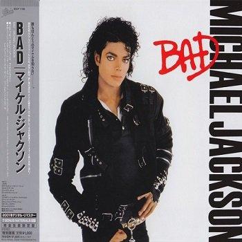 Michael Jackson - Bad (Japan Edition) (2009)