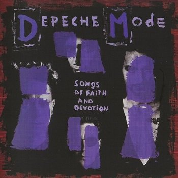 Depeche Mode - Songs Of Faith And Devotion (Collector's Edition) [SACD] (2006)