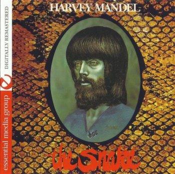 Harvey Mandel - The Snake (1972) (Remastered, 2016)