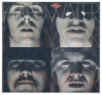 Hardwater - Hardwater (1968) [Reissue, Digipack, 2011]