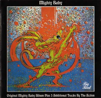 Mighty Baby - Mighty Baby (1969) [Reissue] (1994)