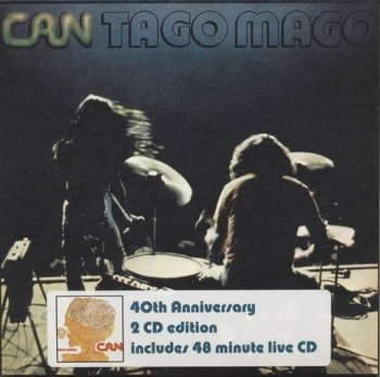 Can - Tago Mago (1971-72) (40th Anniversary Edition, Remastered, 2011) 2CD