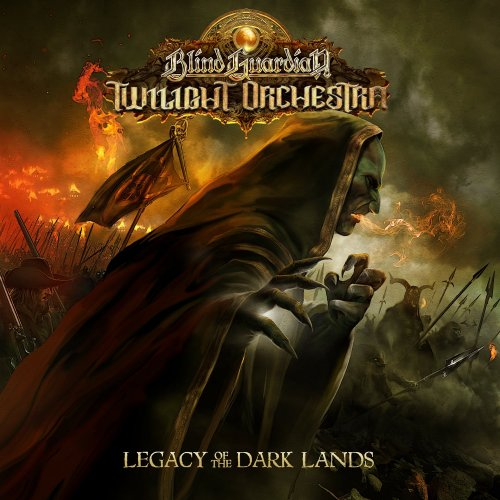 Blind Guardian Twilight Orchestra - Legacy Of The Dark Lands [4CD] (2019)