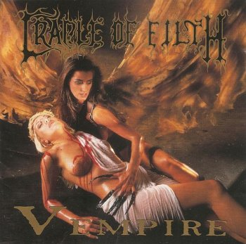 Cradle Of Filth - V Empire (Or Dark Faerytales In Phallustein) (1996)