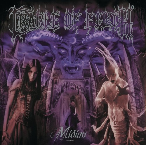 Cradle Of Filth - Midian [Limited Edition] (2000)