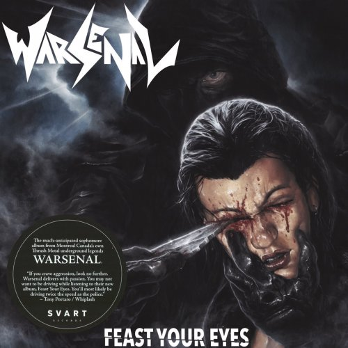 Warsenal - Feast Your Eyes (2019)