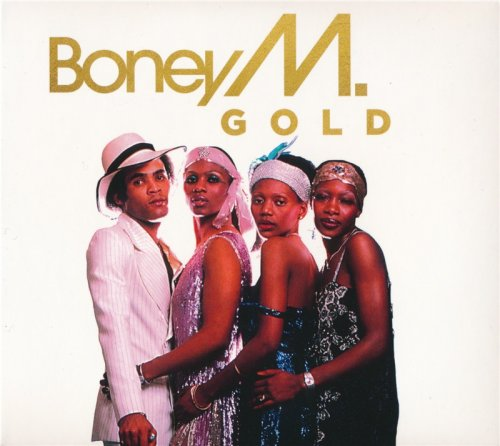 Boney M - Gold (3 CD) (2019)