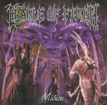 Cradle Of Filth - Midian (2000)