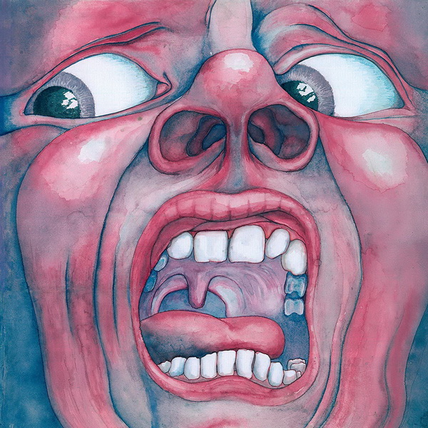 King Crimson: 1969 In The Court Of The Crimson King - 4-Disc Box Set Panegyric Records 2019