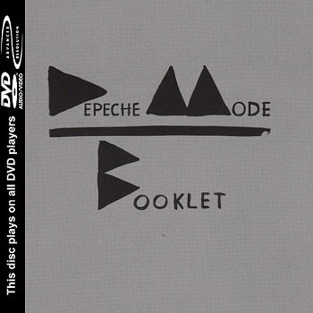 Depeche Mode - Delta Machine [DVD-Audio] (2014)