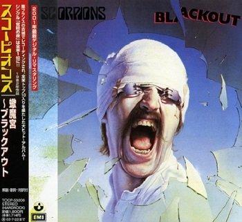 Scorpions - Blackout (Japan Edition) (2001)