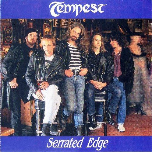 Tempest - Serrated Edge (1992)