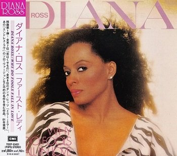 Diana Ross - Why Do Fools Fall In Love (Japan Edition) (2005)