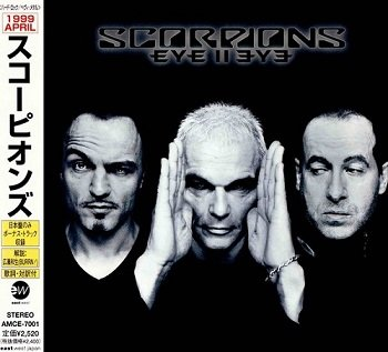 Scorpions - Eye II Eye (Japan Edition) (1999)