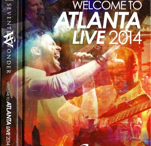 Seventh Wonder - Welcome To Atlanta Live 2014 (2016) [2 Audio CD]
