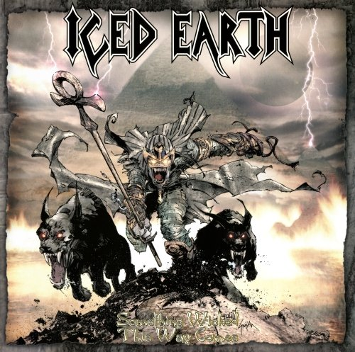 Iced Earth - Something Wicked This Way Comes (1998) [Vinyl Rip 24/192]