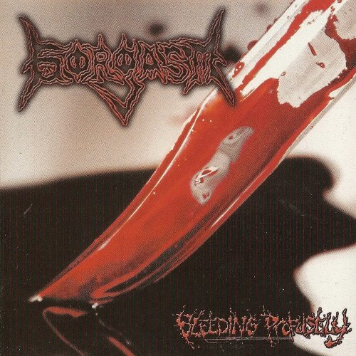 Gorgasm (USA) - Bleeding Profusely (2001)