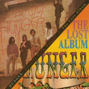 Hunger - Strictly From Hunger / Lost Album  (1969) [1999]