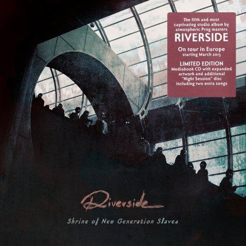 Riverside - Shrine Of New Generation Slaves [2CD] (2013)