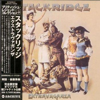 Stackridge - Extravaganza (1974) Japan remaster (2008)