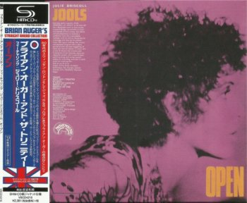 Brian Auger, Julie Driscoll And The Trinity - Open (1967)[Japan SHM edition](2013)