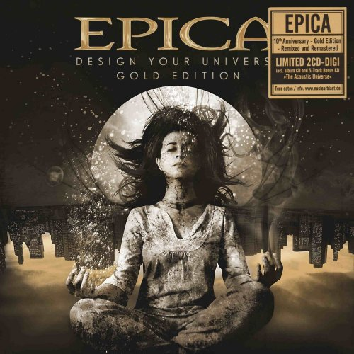 Epica - Design Your Universe [2CD] (2009) [2019]