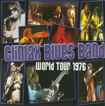 Climax Blues Band - World Tour (1976) (2012)