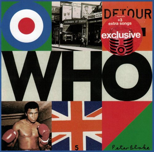 The Who - Who [Deluxe Edition] (2019)