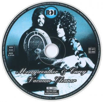 Merryweather & Carey - Vacuum Cleaner (1971) (2008)