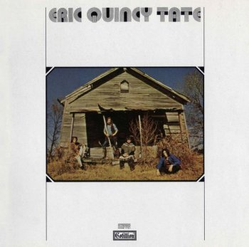 Eric Quincy Tate - Eric Quincy Tate (1971) (Limited Edition, Remastered, Expanded, 2006)
