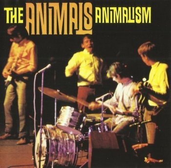 The Animals - Animalism (1966) (Remastered, Expanded, 2014)