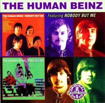 The Human Beinz - Nobody But Me / Evolutions (1968) (2006)